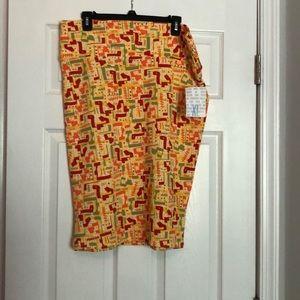 XL Cassie skirt!